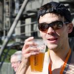 Das Bier schmeckt :P - Foto: Lukas Ziegler