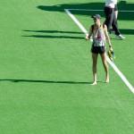 Im Ziel genieße ich die Stimmung im Olympiastadion - Foto: Lukas Ziegler