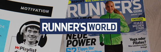 Runner's World: Die Playlist des Monats