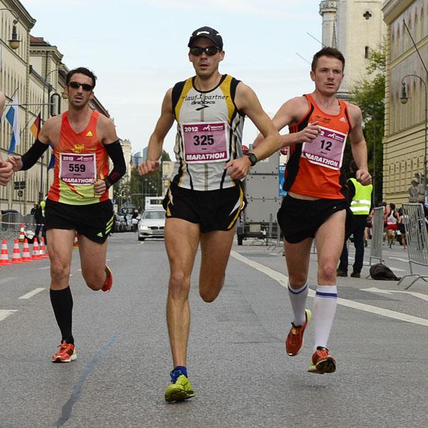 Mit den 2:26:42 Stunden von der DM in München belege ich am Jahresende Platz 29 der Deutschen Marathonläufer - Foto: Fotoservice