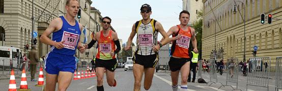Mit den 2:26:42 Stunden von der DM in München belege ich am Jahresende Platz 28 der Deutschen Marathonläufer - Foto: Fotoservice