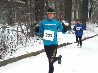 72. Plänterwaldlauf - Niels Bubel