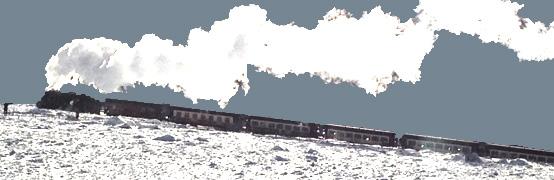 Die Dampfeisenbahn auf dem Brocken