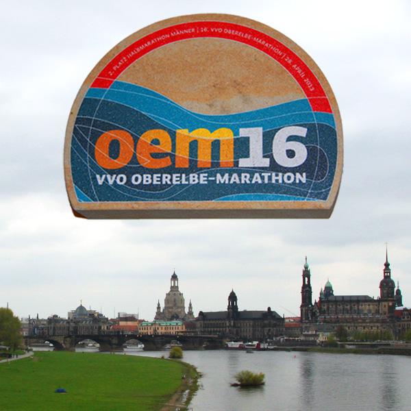Lichtenauer Halbmarathon - Im Geschwindkeitsrausch von Pirna nach Dresden
