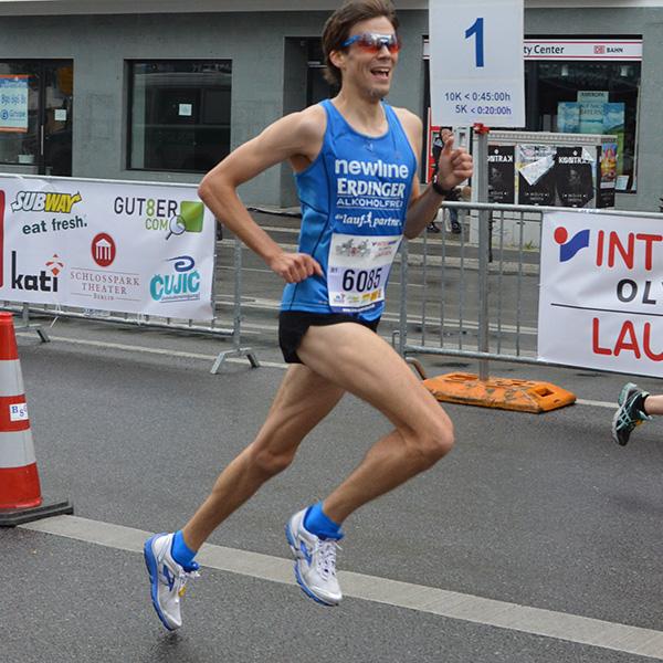 Intersport Olympia Lauf - Niels Bubel
