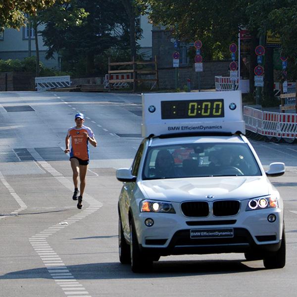 Neue Bestezit beim Sportscheck Halbmarathon in Berlin - Niels Bubel