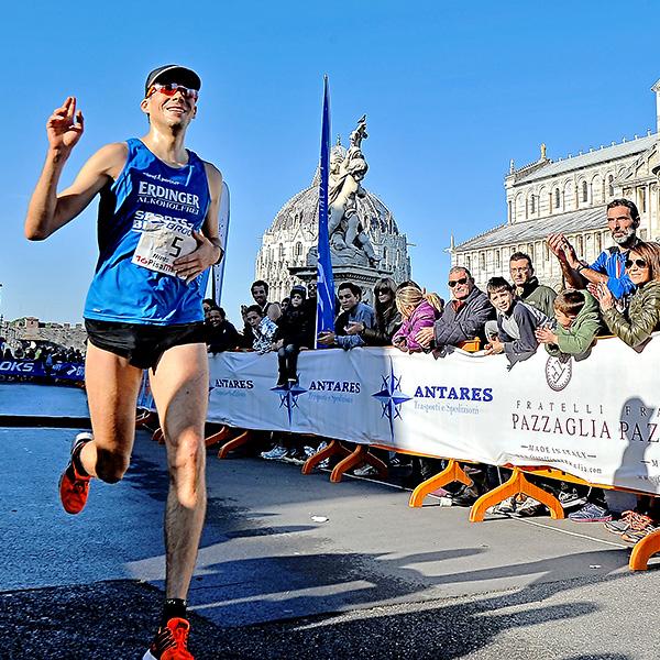Pisa Marathon 2014 - Niels Bubel