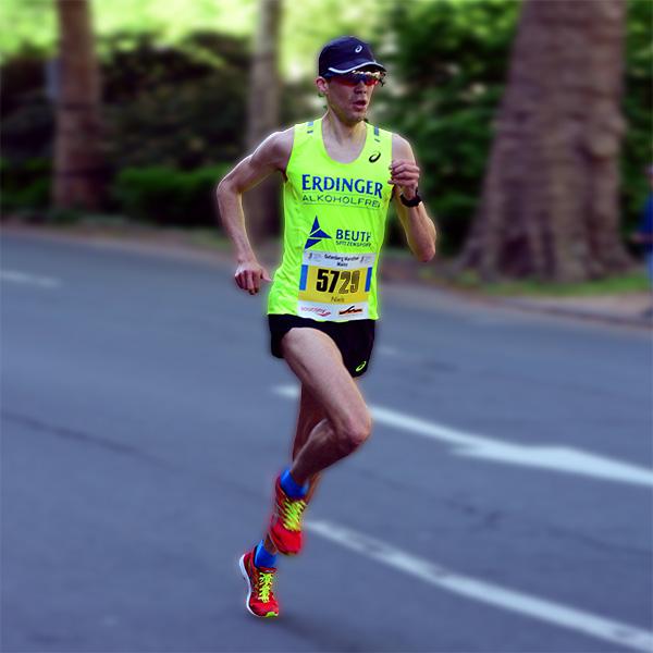 Mainz Marathon und Halbmarathon mit Deutscher Hochschulmeisterschaft - Niels Bubel